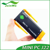 For Android4.2 J22-H TV Dongle RK3188 Quad Core 2GB RAM 8GB ROM Android TV Box /MK808 Mini PC J22