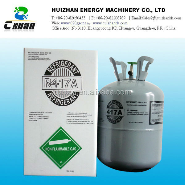 refrigerant gas r417a good price for sale