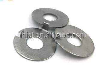 Chinese Supplier Best <strong>Price</strong> <strong>DIN</strong> 432 Carbon Steel /Stainless Steel External tab washers /locking tab washers With Zinc Plated/HDG