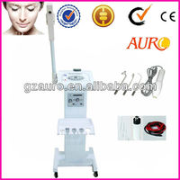 AU-909B 4 in 1 Nice price vacuum spray home use facial massage machine