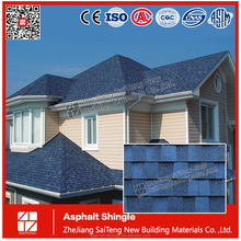 Affordable New Design Blue Material Roofing Shingle