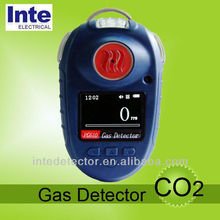 PG610 handheld CO2 gas detector monitor concentration OLED screen