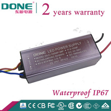 Waterproof 2 years warranty 60W Single Output 1800ma Constant Current LED Driver