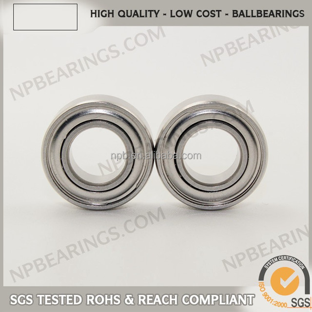 Alibaba recommend micro miniature sealed thrust bearing assembly with Competitive Price