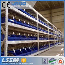 Selective Steel Long Span Shelf With Warehouse Storage
