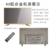 Cheapest smart 50 inch 3D 4k led tv with usb hd and vga port