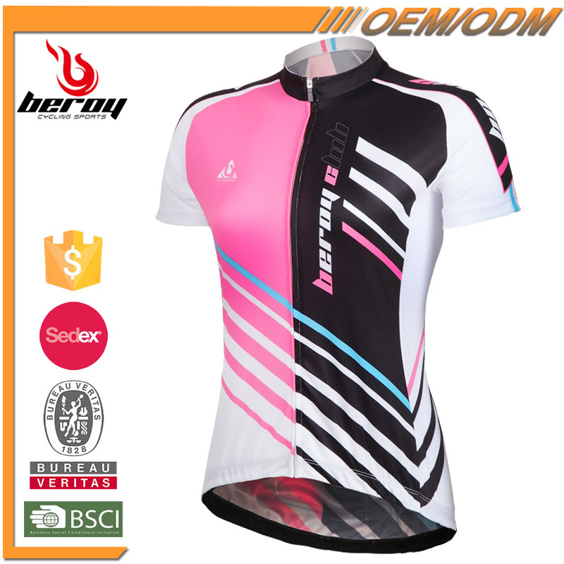 BEROY Top Quality No Minimum Sun Protection <strong>Specialized</strong> Team Women Cycling Uniform/Cycling Clothing