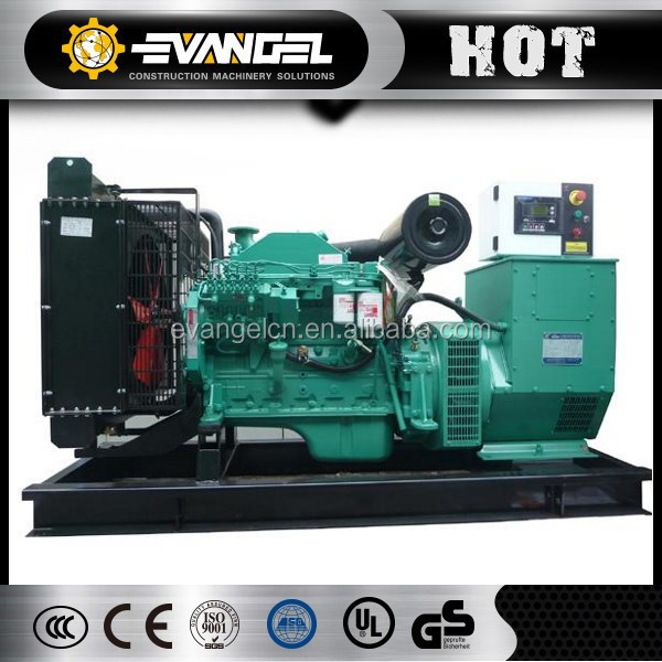 diesel generating set without canopy