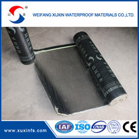 SBS flexible waterproof material for roofing