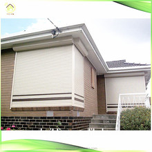Energy saving electric Bullet Proof Window Rolling Shutters