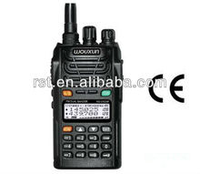 WOUXUN Two way radio KG-UVD1P Handheld transceiver VHF/UHF Dual band radio