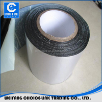Self adhesive aluminum foil bitumen tapes for roof sealing