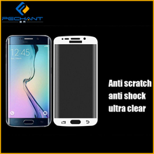 2015 new product anti-scratch tempered glass screen protector/film/guard/ full cover for Samsung galaxy S6 S6 edge