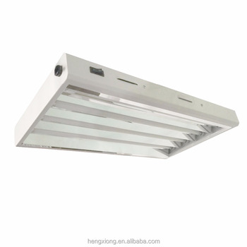 Dimmable T5 Lighting Fixtures/t5 Fluorescent Light Brackets/4tube T5 ...
