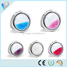 High quality low price design your own compact mirror, pocket mirror, makeup mirror professional