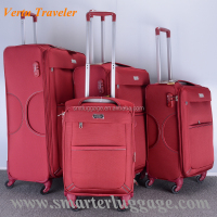 Quality Soft Nylon President Luggage
