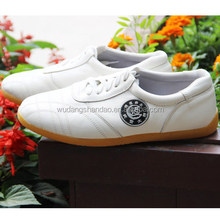 High Quality Sports PU Martial Arts Soft Gum Tai Chi Kung Fu Shoes