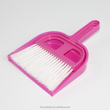 Plastic Bathroom Dining Room Kitchen Restraunt Table Desk Chair Cleaning Broom Brush Dustpan Sets