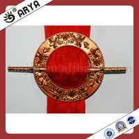 GOLD Resin Curtain Ring Hook,Curtain Buckle,Curtain Clip for curtain Decoration and Curtain fasten Accessory