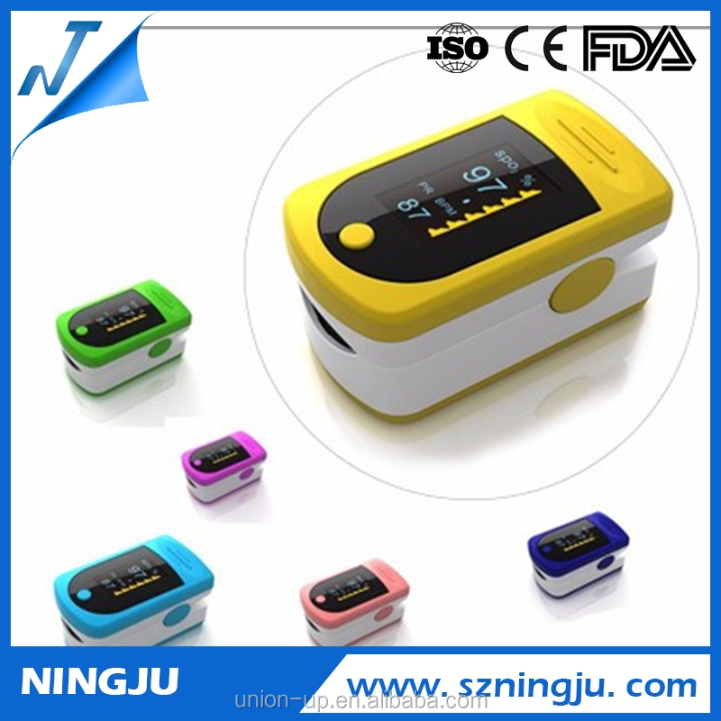 Health care products LED Screen tabletop pulse oximeter oxygen online shopping
