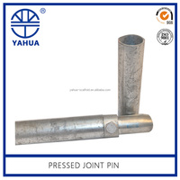 Galvanized Pressed Joint Scaffolding Clamps
