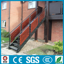 prefabricated outdoor steel stairs Outdoor metal stairs