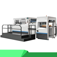 MY-1080G Automatic High Speed Flatbed Paper Die Cutting Punching Machine