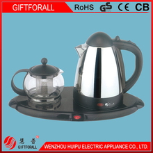 china supplier high quality keep warm electric kettle and tea pot