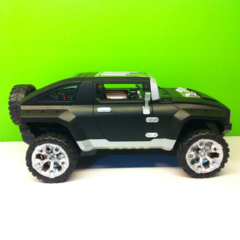 ro-400330c camera rc car 4CH APP-Controlled Wireless Car with Camera and Lights