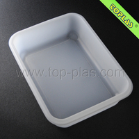 Disposable Plastic Fruit Food Tray