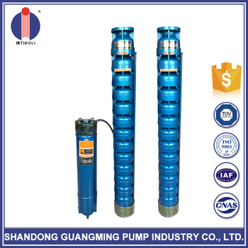 Long service life fast supplier 2 inch submersible pump