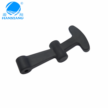 China manufacturer rubber handle lach hook for ice cooler box