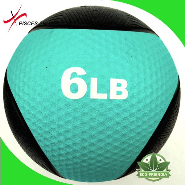 Double handle fitness crossfit wall ball