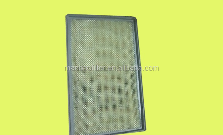 customize pu paper element air filter 25096933 Apply for CHEVROLET CORVETTE V8 5.7L