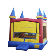 hot sales dog inflatable bouncer house manufacturer for kids S12