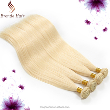 Overseas Brazilian Human Hair Direct Factory Wholesale Grade 7a Remy Brazilian Silky Straight Hair