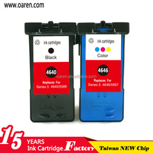 Factory price printers compatible ink cartridge for Dell M4646 R5974 J5567 T5482