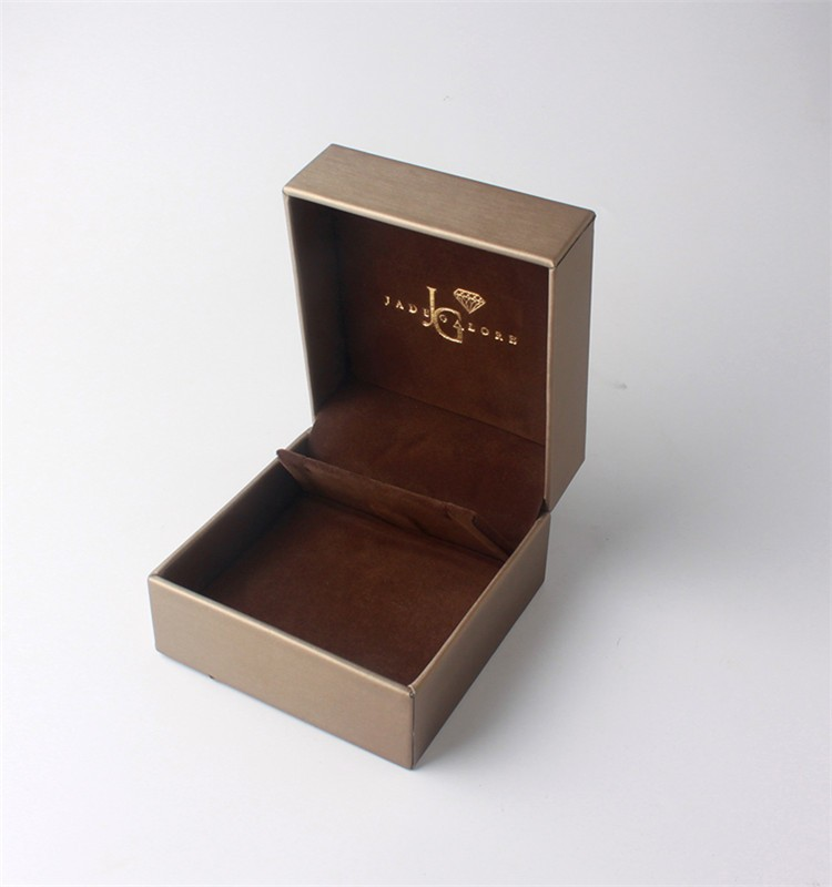 custom delicate foam inserts for jewelry leather ring box