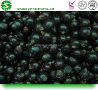 IQF frozen black currant with good quality