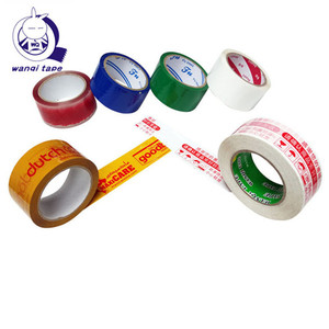 Top Quality Custom Design Print Packaging Tape