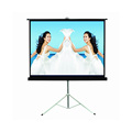 Factory Directly Selling customize Portable tripod portable screen