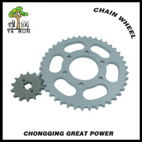 YARUN Motorcycle Sprocket for Motorcycle Parts