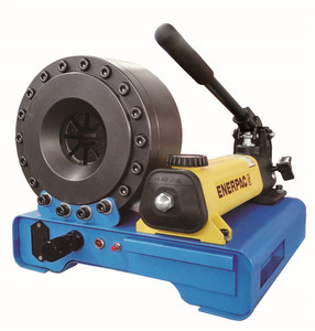 Durable hydraulic hose crimper/crimping machine