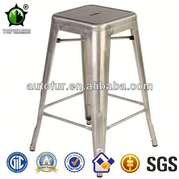 bar stool in metal chairs