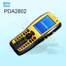 2.8 Inch Touch Screen GPRS, GPS, Bluetooth Barcode Scanner Wifi