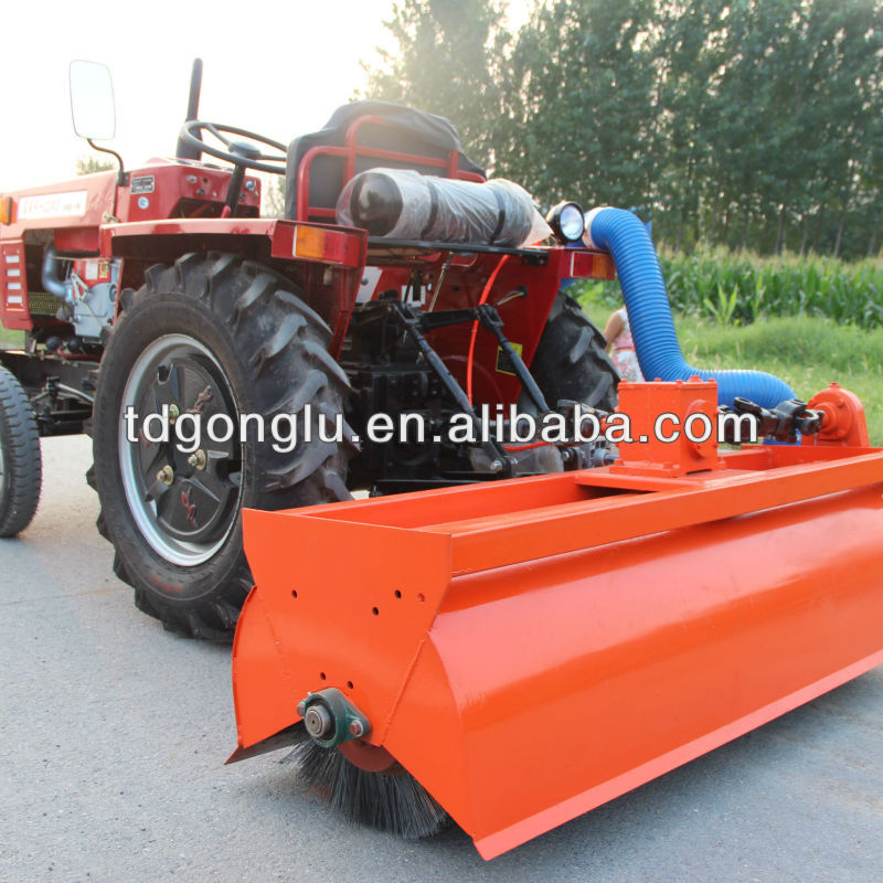 TDSD1500 Pavement Cleaning Vehicle