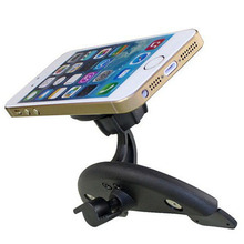 Promotional Gift Universal Magnetic CD Slot Car Mount Phone Holder for Cell Phones and Mini Tablets
