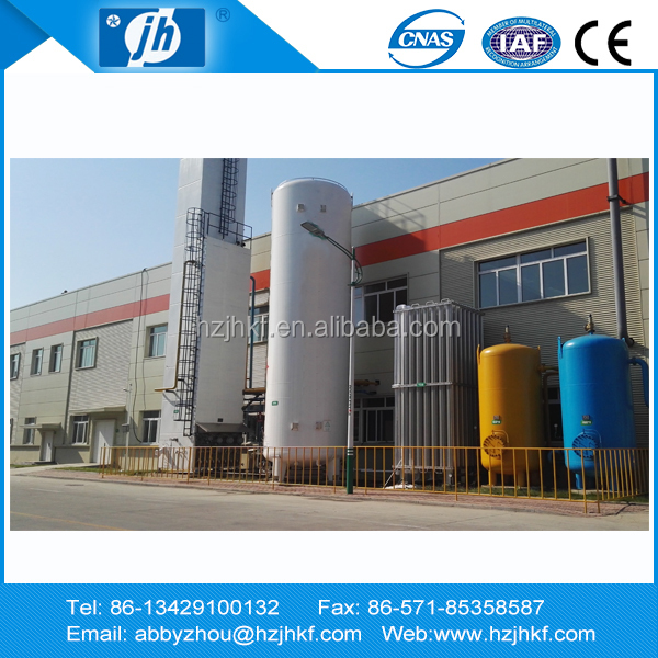 30nm3/h cryogenic small oxygen generator