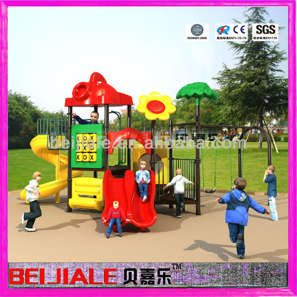 outdoor animal playground equipment swing set ZP-049