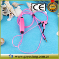 New Product Competitive price music earphone glowing